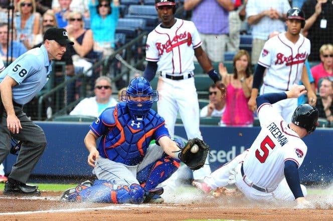 Braves vs. Tigers on Sunday, September 30th