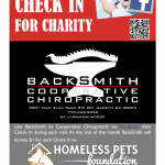 Thank You Backsmith Chiropractic!