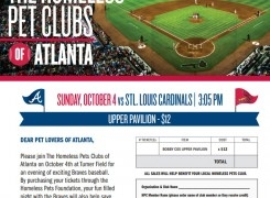Braves vs. Cardinals on October 4th